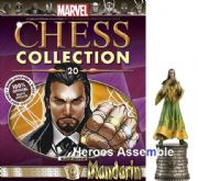Marvel Chess Collection #20 The Mandarin Eaglemoss Publications